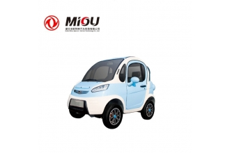China Fashion 4 wheels electrical car with high quality factory