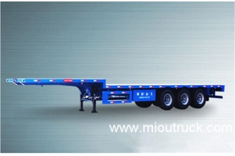 China Heavy duty  3 axles semi-trailer/head truck trailer factory