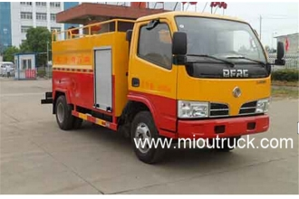 China High-pressure street cleaning truck 4*2 High Pressure Washer Truck factory