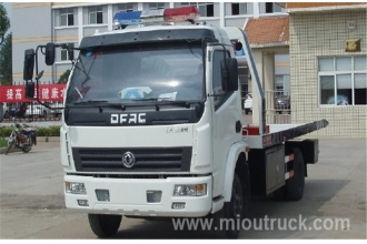 China Hot product of DongFeng brand road wrecker Wrecker truck in China factory