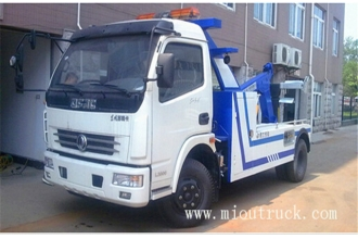China Hot sale New donngfeng  Csc5071TQZ  wrecker truck factory
