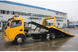 China New Dongfeng DFAC road wrecker truck tow truck 20T Rotator Wrecker wrecker towing truck tow with crane for sale factory