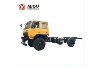 China New Dongfeng truck 17 Ton 4x4 truck with Two door factory