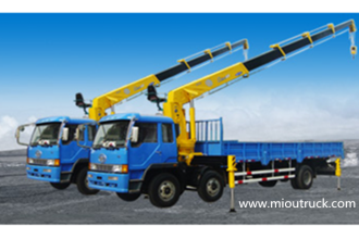 China Top Quality China Shimei Hydraulic truck cane 14 ton mobile crane for sale factory