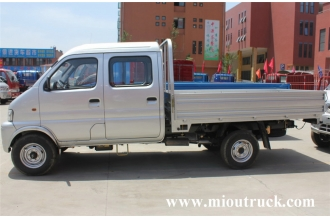 China dongfeng 4X2 drive type 1.2L 85 horsepower mini cargo truck for sale factory