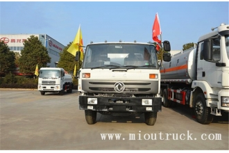 China dongfeng 4x2 10m³  sewage suction truck for sale factory
