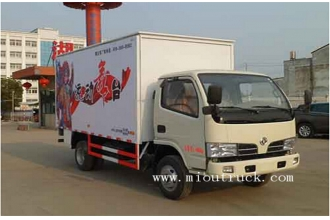 China dongfeng 4x2 led mobile stage truck for sale ,flow stage truck,truck stage manufacturer factory
