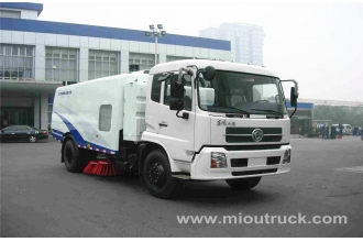 China Dongfeng 4x2 road sweeping truck,highway sweeper,china road sweeper manufacturer factory