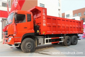 China dongfeng dump truck price 350hp dump truck 6x4 for sale factory
