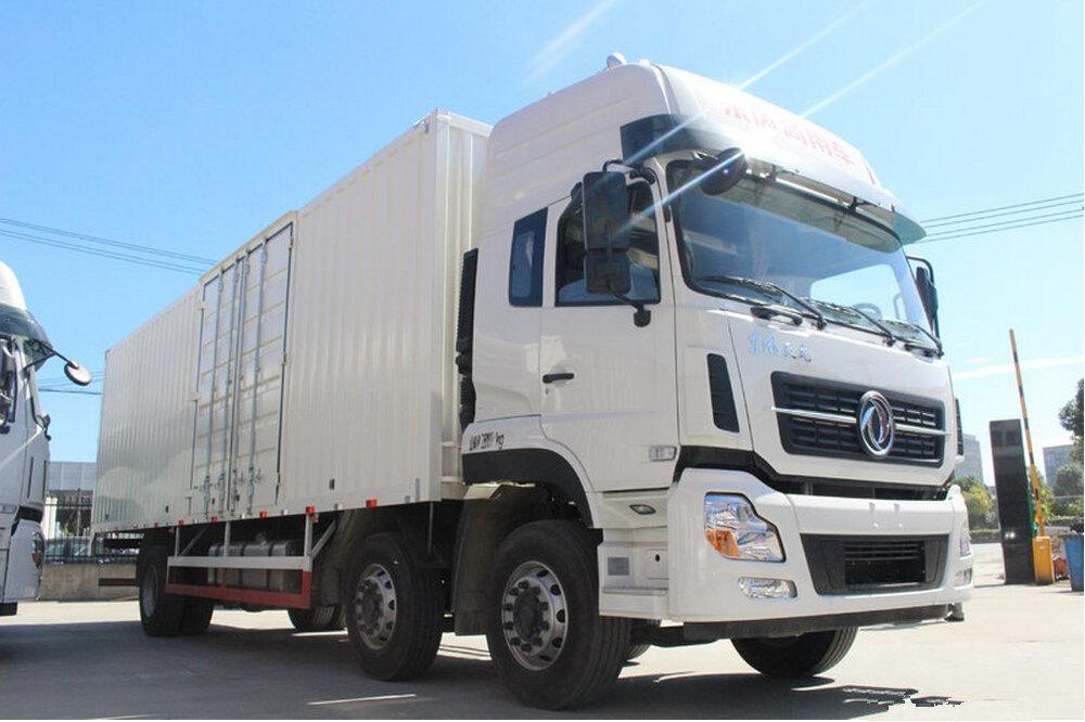 ... Dong feng 245hp 6X2 Van Cargo Box Lorry Truck ... & feng 245hp 6X2 Van Cargo Box Lorry Truck Aboutintivar.Com