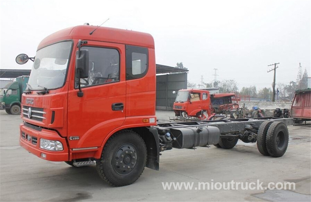 5fccee9a51 ... Dongfeng Captain 10 ton 4x2 china brand DFA1160L15D7 160hp light lorry  pick up truck for sale ...