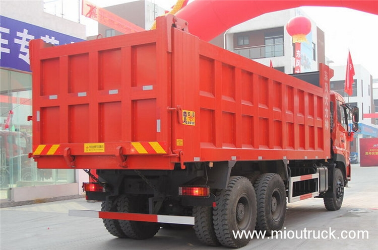 8560e596f0 ... dongfeng dump truck price 350hp dump truck 6x4 for sale ...